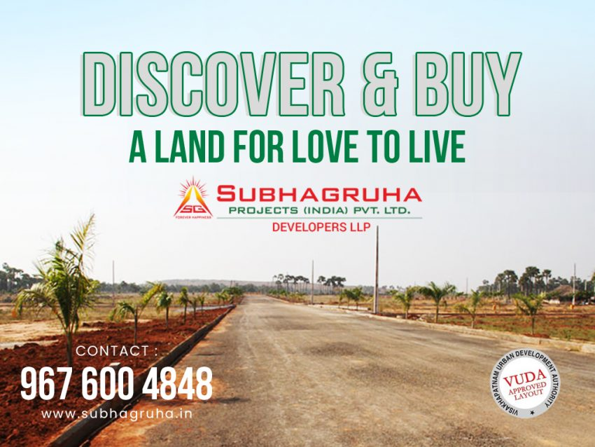 Discover & Buy A Land Here