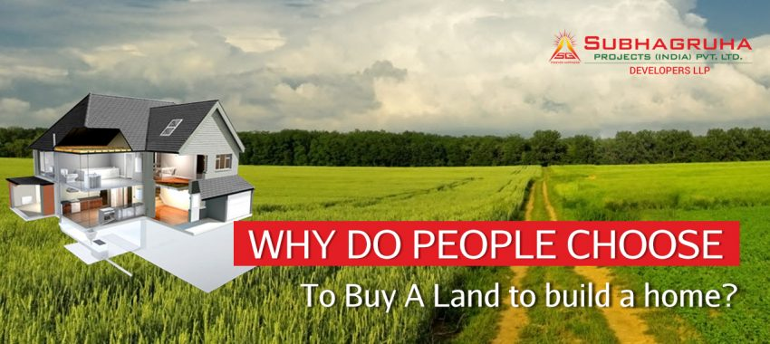 People Choose Build A Home