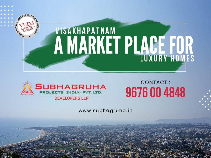 A Market Place For Luxury Homes