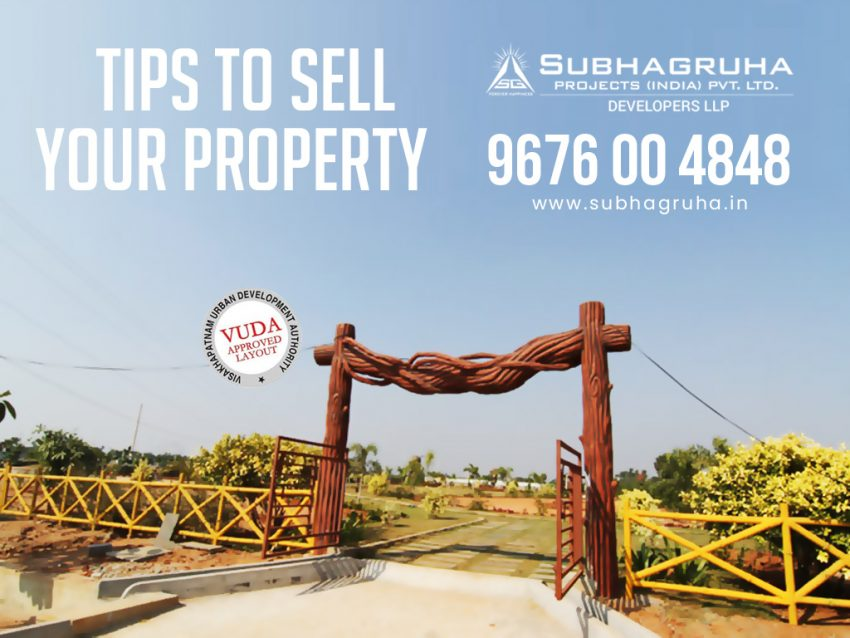 Tips To Sell Your Property
