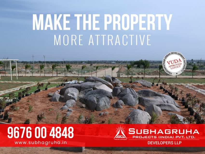 Make Property Look More Attractive