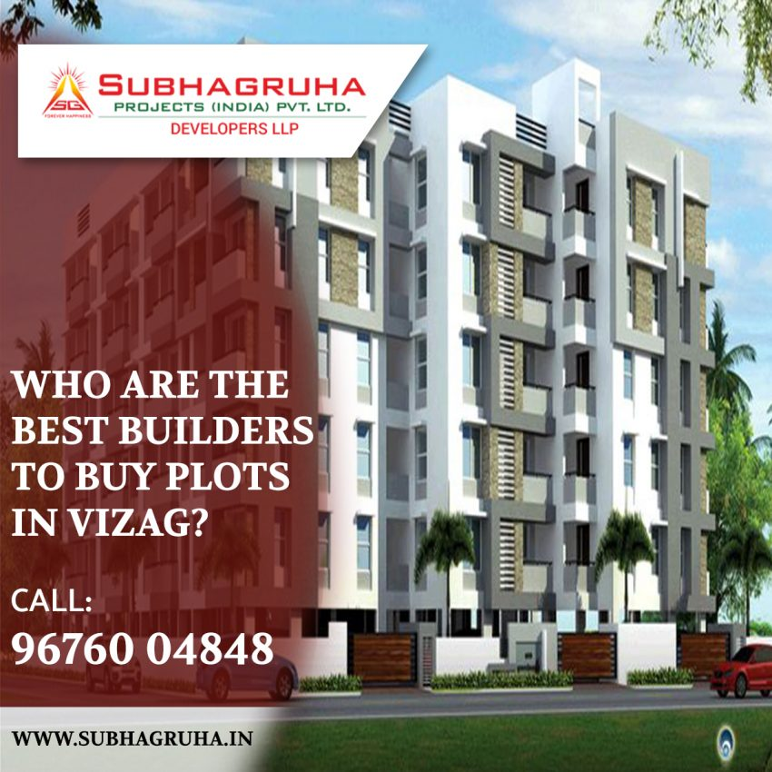 Who Are The Best Builders To Buy Plots In Vizag