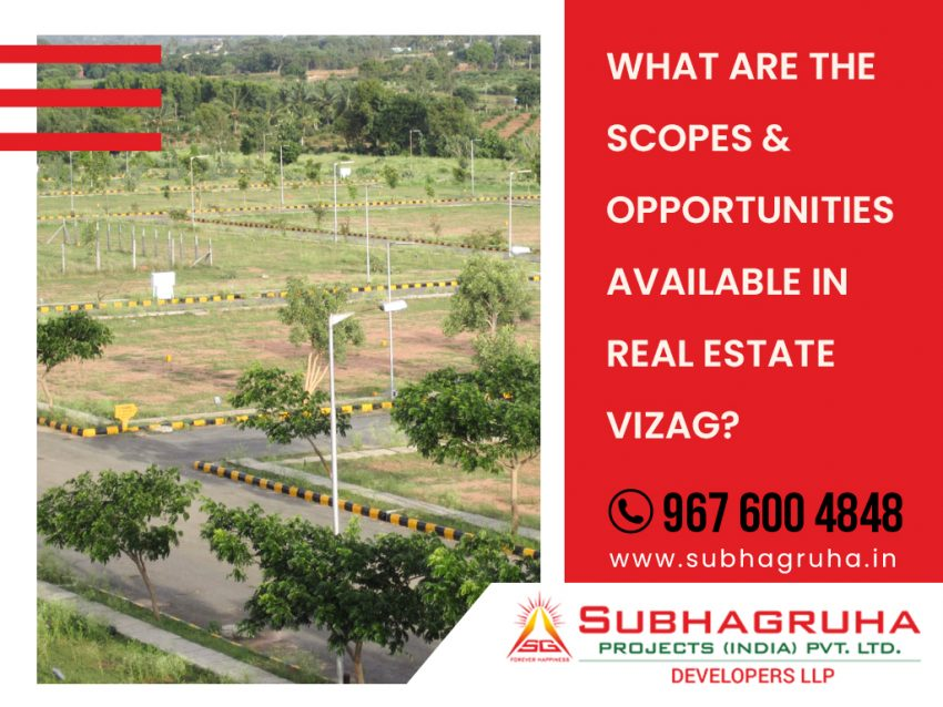 Best Residential Plots in Visakhapatnam